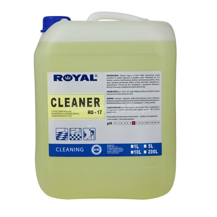 Royal RO-17 CLEANER 5L Preparat czyszczący na bazie mydła