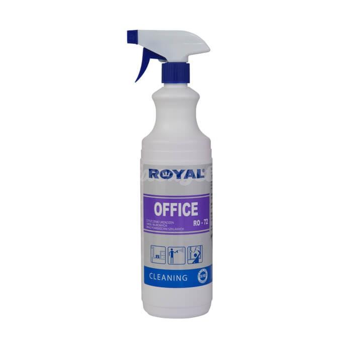 Royal Office 1L Czyszczenie urządzeń i mebli biurowych oraz powierzchni szklanych.