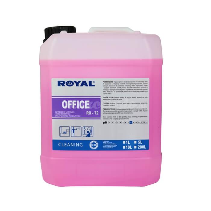 Royal Office 5L Czyszczenie urządzeń i mebli biurowych oraz powierzchni szklanych.