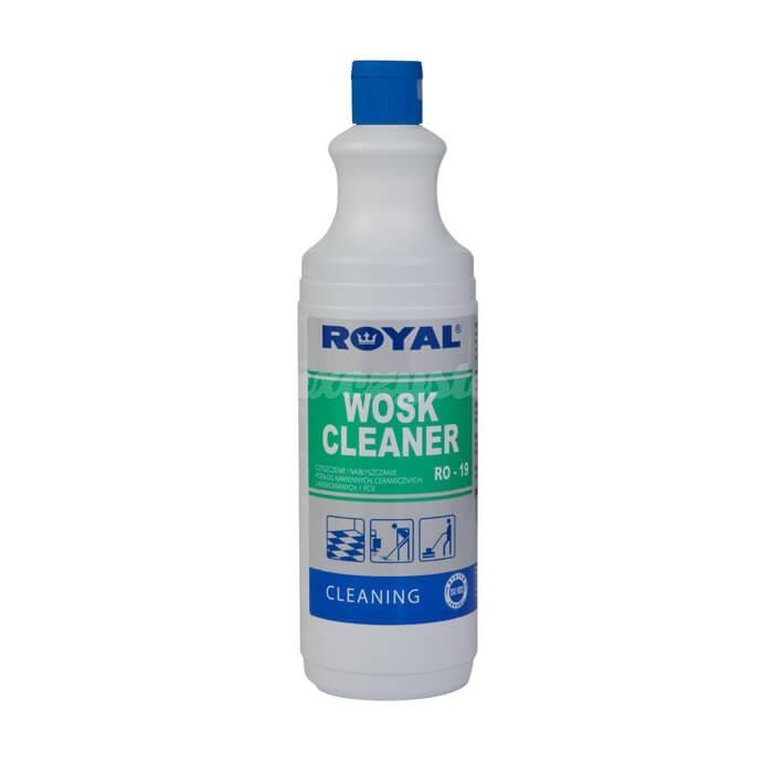 Royal RO-19 Wosk Cleaner 1L Preparat czyszcząco - woskujący na bazie mydła