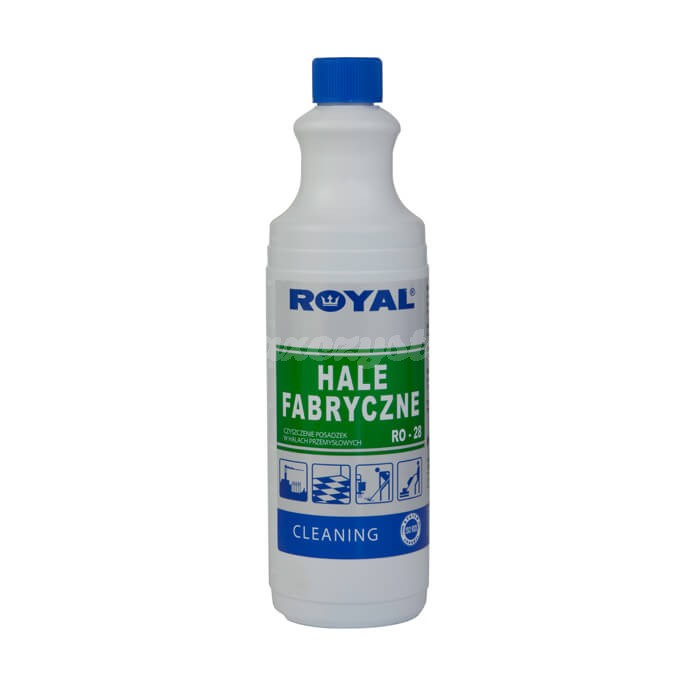 Royal RO-28 Hale Fabryczne 1L Preparat do gruntownego czyszczenia posadzek