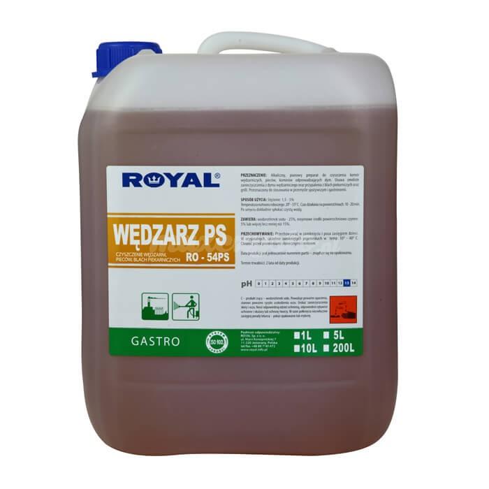 Royal RO-54 WĘDZARZ PS 5L pianowy preparat do czyszczenia komór wędzarniczych