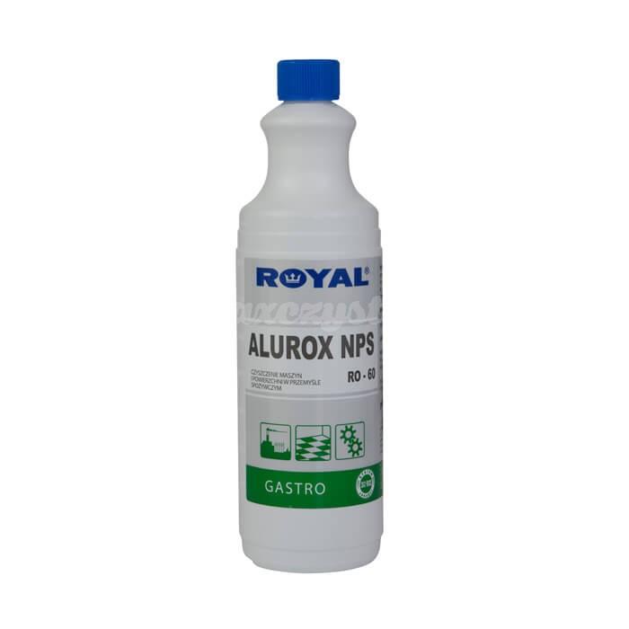 Royal RO-60 ALUROX NPS 1L Niepianowy, kwaśny preparat do stosowania w zakładach przemysłu spożywczego