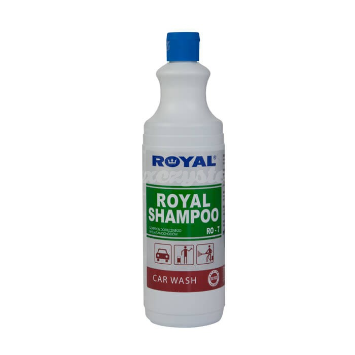 Royal RO-7 ROYAL SHAMPOO 1L Koncentrat do ręcznego mycia samochodów