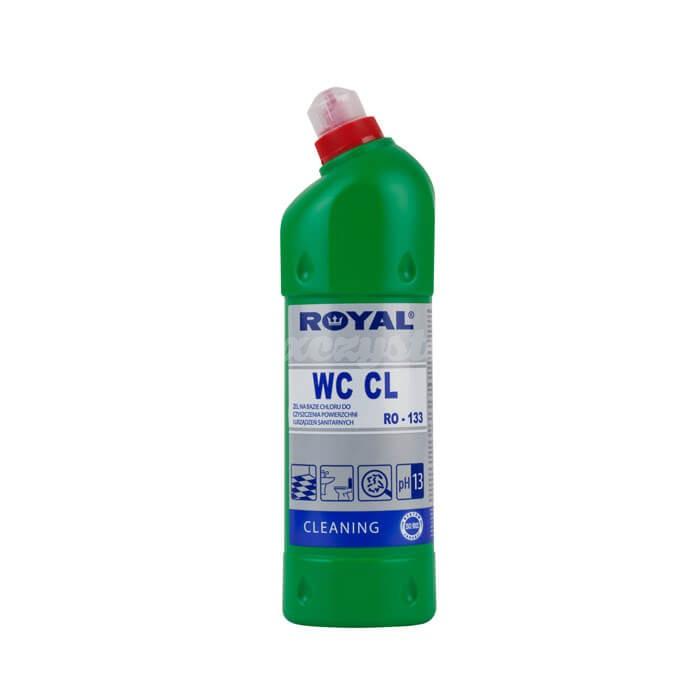 Royal WC CL 1L RO-133 do czyszczenia powierzchni i urządzeń sanitarnych