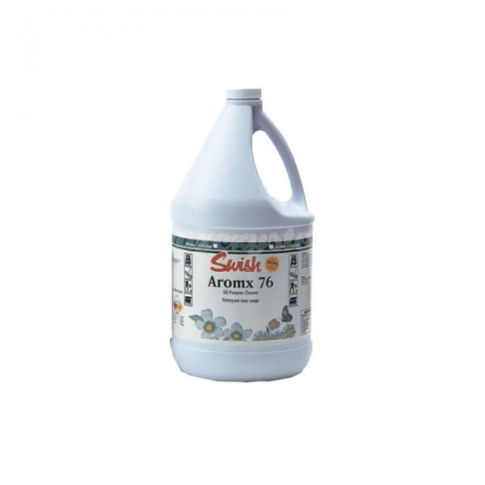 Swish Aromx 76 Koncentrat Myjący Wszechstronnego Zastosowania Usuwający Przykre Zapachy 3.78L