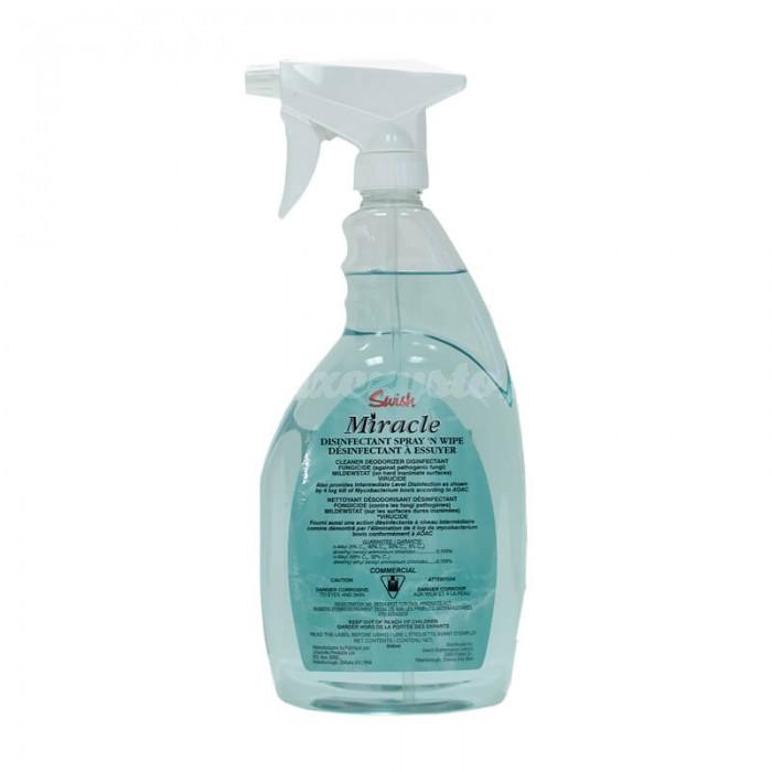 Swish Miracle Preparat Myjąco Dezynfekujący, Likwidujący Przykre Zapachy 1L