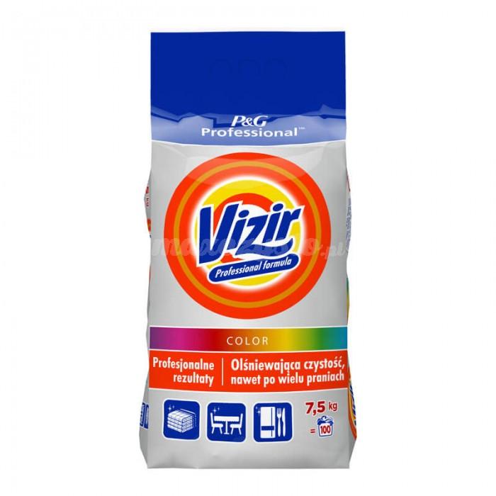 Profesjonalny proszek do prania Vizir Expert Color 7,5 kg 100 prań