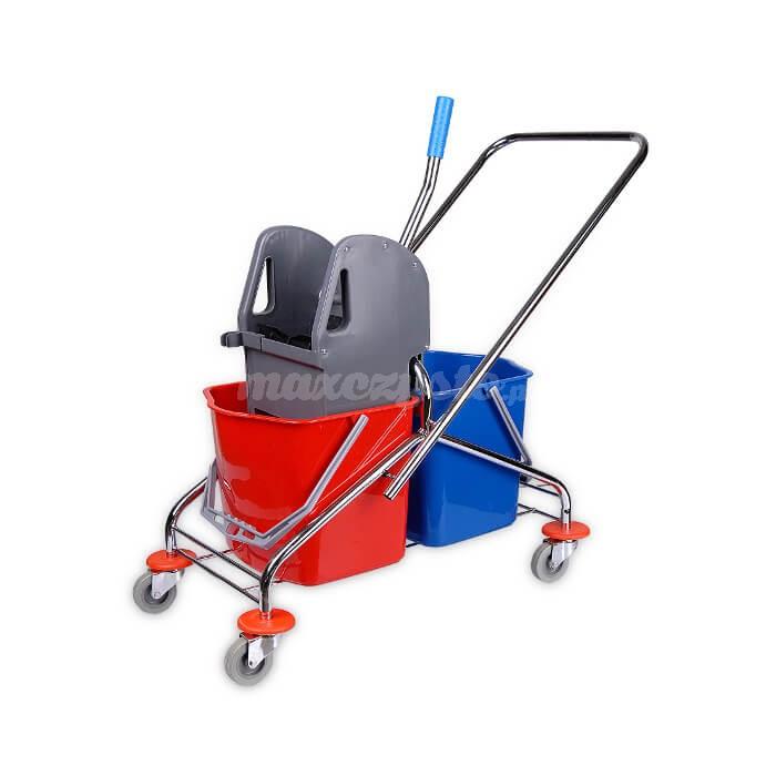 CleanPro Wózek dwuwiaderkowy 2x20l (357965)