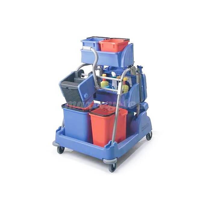 Wózek serwisowy Numatic NCC1/140 CombiCompact
