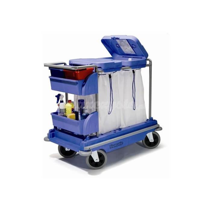 Wózek serwisowy Numatic SAXAT-240 NuSax Systems