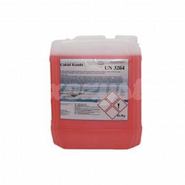 Calcid Kombi Preparat dezynfekujący do usuwania osadów rdzy, kwasu moczowego 10L