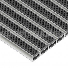 Wycieraczka Aluminiowa Clean Scrub (Wkład Szczotkowy)