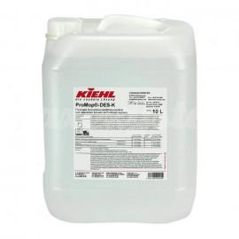 Kiehl ProMop®-DES-K 10L Płynny środek dezynfekcyjny w koncentracie do zastosowania w systemie ProMop