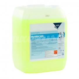 Kleen Hurrican 10L Intensywny i bardzo skuteczny, alkaliczny środek do gruntownego czyszczenia