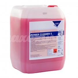 Kleen Power Cleaner S 10L Silny środek czyszczący na bazie kwasu, usuwający pozostałości cementu