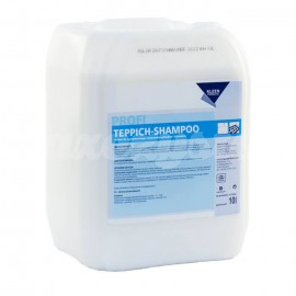 Kleen Teppich Shampoo 10L Neutralny środek, zawierający substancje aktywnie rozpuszczające brud i tłuszcz