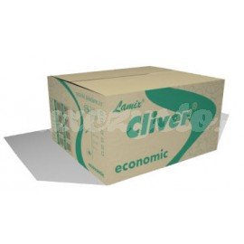 Lamix Cliver economic 4000 Zielony - Ręcznik papierowy ZZ