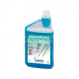 Medilab Aniosyme DD1 1L preparat do manualnej dezynfekcji i mycia zanieczyszczonych narzędzi chirurgicznych