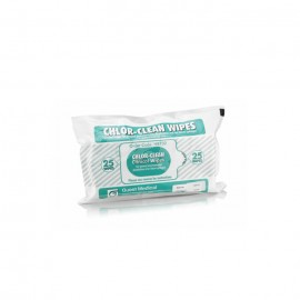 Medilab Chlor-Clean Wipes chusteczki do mycia i dezynfekcji różnego rodzaju powierzchni