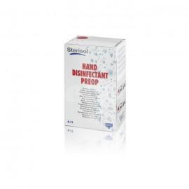 Medilab Sterisol Preop 700ml do higienicznej i chirurgicznej dezynfekcji rąk