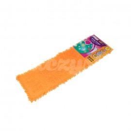 Mop Strong Orange Mikrofibra 40cm (kieszeń)