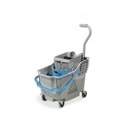 Numatic Hi-Bak HB 1812 wózek do sprzątania 1-wiaderkowy (szary)