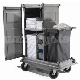 Numatic NKS-11 HF / FF NuKeeper Systems profesjonalny wózek hotelowy
