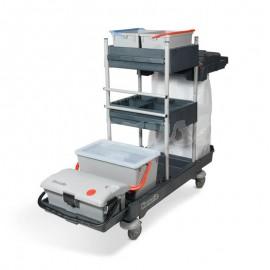 Numatic SCG 1705  SGA 4 Profesjonalny Wózek Serwisowy do dezynfekcji