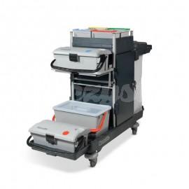 Numatic SCG 1707D  SGA 4 Profesjonalny Wózek Serwisowy do dezynfekcji