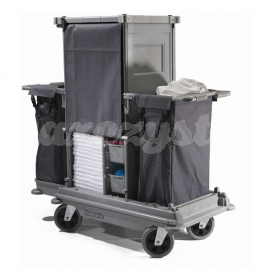 Numatic SKAT 12 ServoKeeper Systems wózek hotelowy