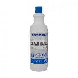 Royal RO-135M CLEAN MAGIC 1L Preparat do codziennej pielęgnacji pomieszczeń sanitarnych i podłóg