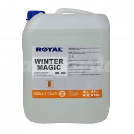 Royal RO-204 Winter Magic 5L Preparat zapobiegający zamarzaniu