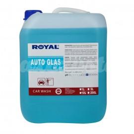 Royal RO-25 Auto Glas 5L Preparat do mycia szyb samochodowych