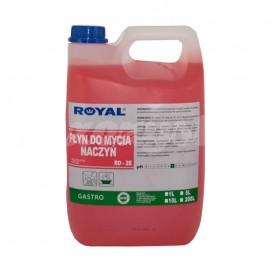 Royal RO-2 Płyn do Mycia Naczyń 5L