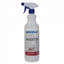 Royal RO-34 INSEKTEN 1L Skutecznie usuwa przyklejone owady i inne zabrudzenia
