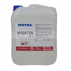 Royal RO-34 INSEKTEN 5L Skutecznie usuwa przyklejone owady i inne zabrudzenia