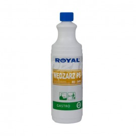 Royal RO-54 WĘDZARZ PS 1L pianowy preparat do czyszczenia komór wędzarniczych