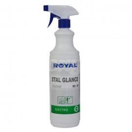 Royal RO-58 STAL GLANCE 1L Wysokowydajny preparat do czyszczenia i pielęgnacji powierzchni ze stali nierdzewnej