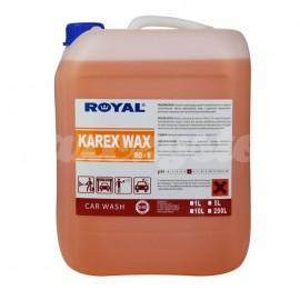 Royal RO-6 KAREX WAX 5L Preparat wspomagający proces suszenia karoserii