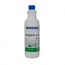 Royal RO-62 RODEZYN APS 1L Przeznaczony do mycia i dezynfekcji zewnętrznych powierzchni maszyn i urządzeń