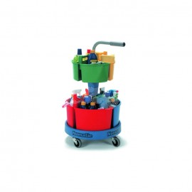 Wózek do sprzątania Numatic NCG 4 Carousel