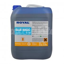 Royal RO-202 Blue Magic 5L Koncentrat sanitarny o działaniu antybakteryjnym