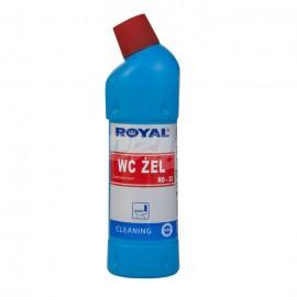 Royal RO-32 WC ŻEL 1L Preparat do codziennej pielęgnacji sanitariatów
