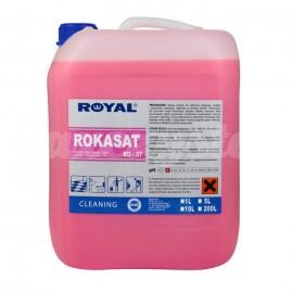 Royal Rokasat Ro-37 5L Preparat do codziennej pielęgnacji urządzeń i pomieszczeń sanitarnych