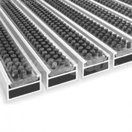 Wycieraczka Aluminiowa Clean scrub 60 x 90 cm (17mm)