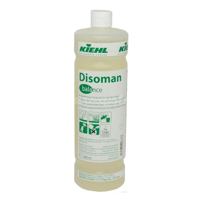Kiehl Disoman 1L Wysokowydajny super koncentrat do ręcznego mycia naczyń