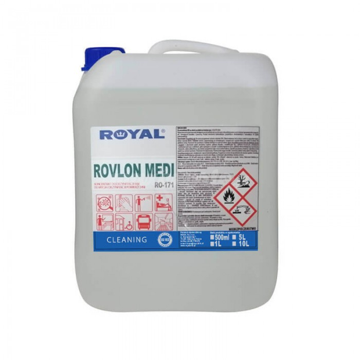 Royal Rovlon Medi (koncentrat) 10L