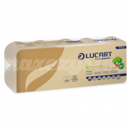 Lucart Eco Natural 10 (811822) Papier Toaletowy