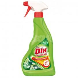 Gold Drop Dix Professional Express cleaner - preparat do czyszczenia szyb kominkowych, grilli i kuchenek 500ml